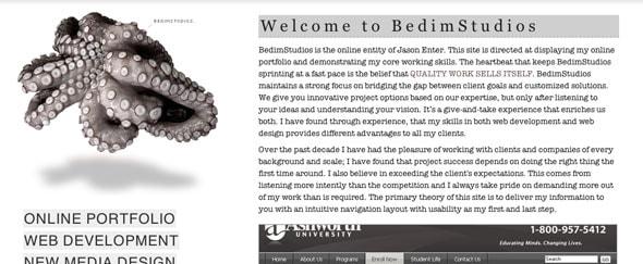 View Information about Bedim Studios
