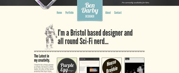 View Information about Ben Darby