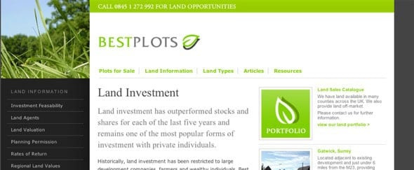 View Information about Best Plots