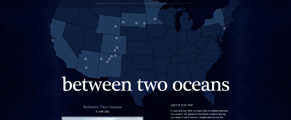View Information about Between Two Oceans