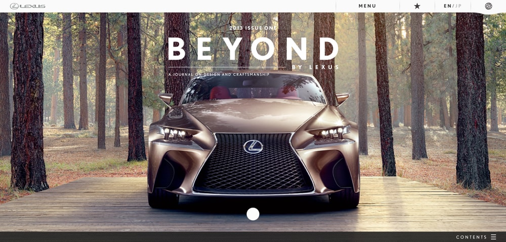 Go To Beyond By Lexus