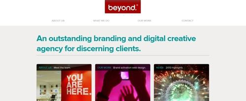 View Information about Beyond Design