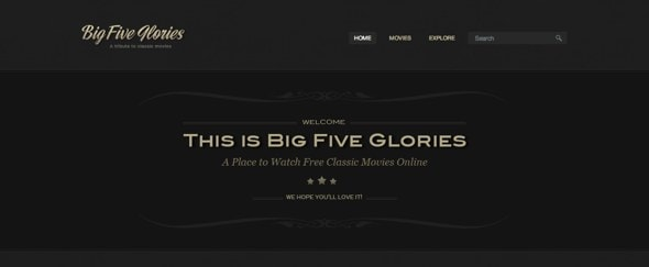 View Information about BigFiveGlories