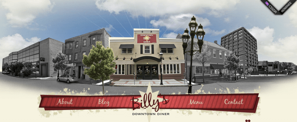 Go To Billy\'s Downtown Diner