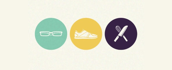 Design Inspiration: Bio Icons