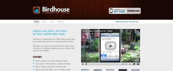 View Information about Birdhouse
