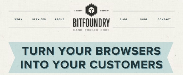 View Information about Bitfoundry