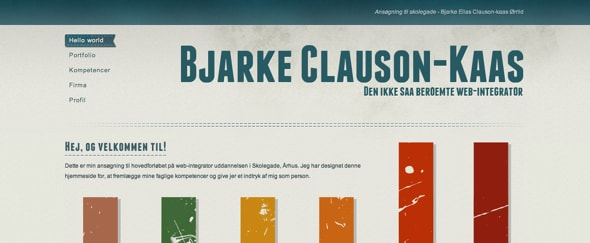 View Information about Bjarke Clauson-Kaas