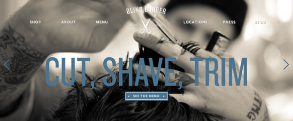 View Information about Blind Barber