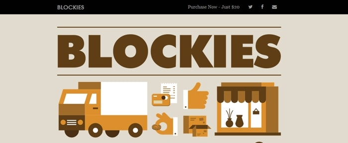View Information about Blockies