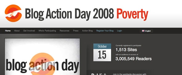 Go To Blogactionday