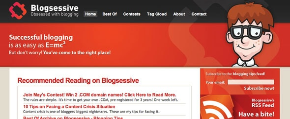 View Information about Blog Sessive