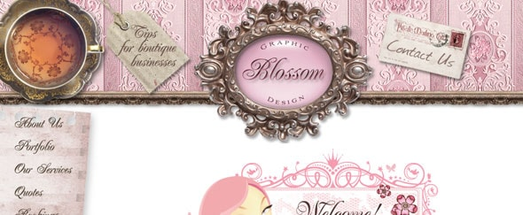 View Information about Blossom Design