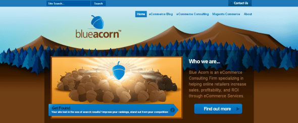 Go To Blueacorn