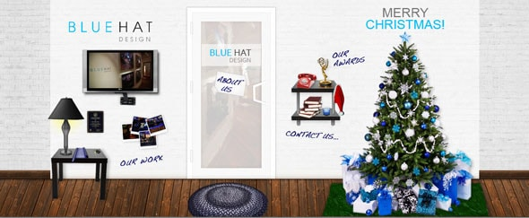 View Information about Blue Hat Online
