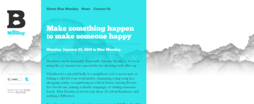 View Information about Blue Monday
