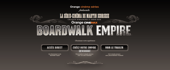 View Information about Boardwalk Empire