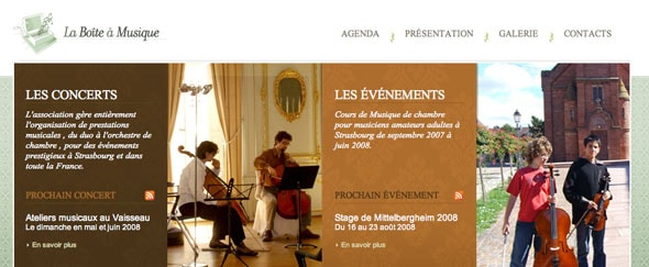 View Information about Boite-a-musique