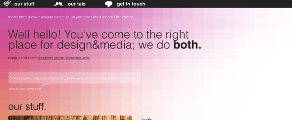 Go To Both. Design & Media