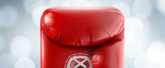 View Information about Boxing Glove Icon