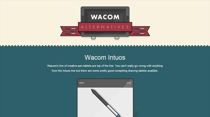 Go To Wacom Alternatives