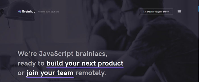 View Information about Brainhub