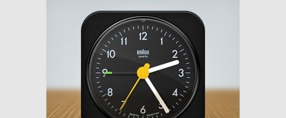 View Information about Braun AB1 Clock
