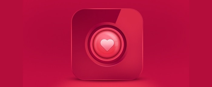 View Information about Bright Heart Icon