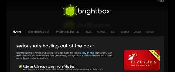 View Information about BrightBox