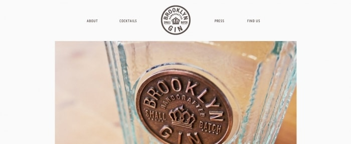 View Information about Brooklyn Gin