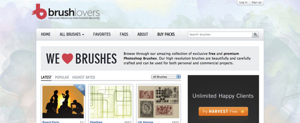 View Information about BrushLovers