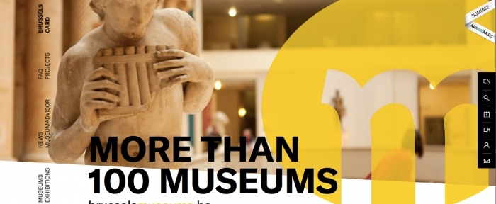 View Information about Brussels Museums