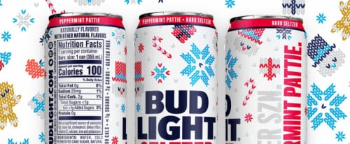 View Information about Bud Light Seltzer