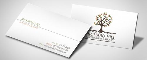 View Information about Business Card Design - Auckland