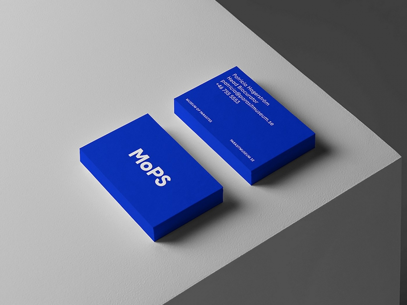 Go To Business Card Mockups