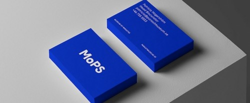 View Information about Business Card Mockups