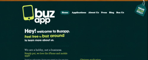 View Information about Buzapp