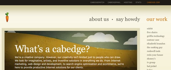 View Information about Cabedge