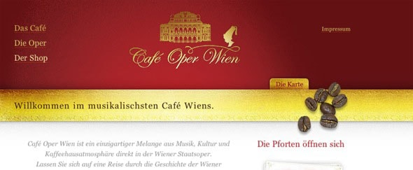 View Information about Cafe Oper Wien