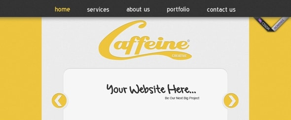 View Information about Caffeine Creative