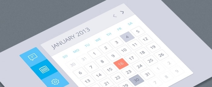 View Information about Calendar Element