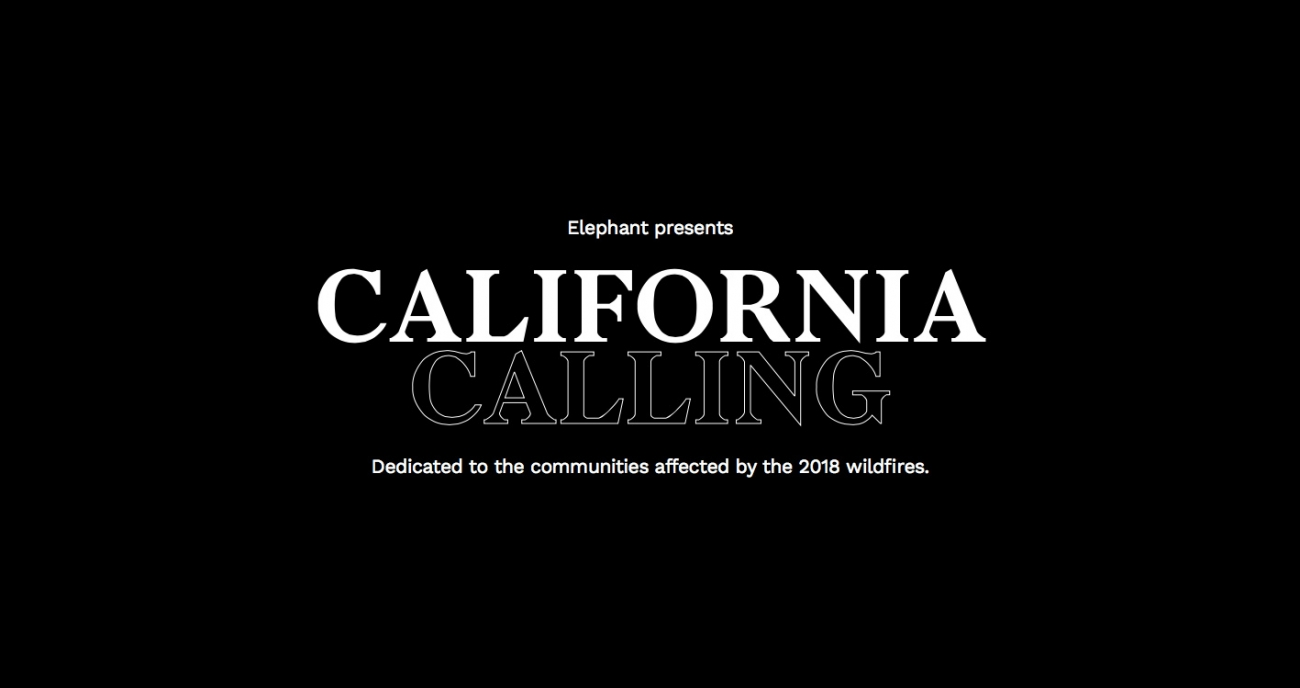 Go To California Calling