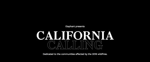 View Information about California Calling