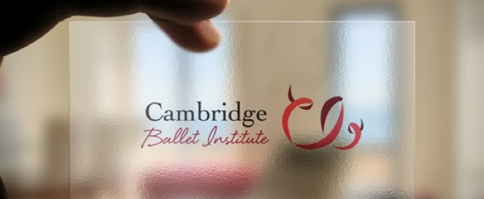 View Information about Cambridge Ballet Institute