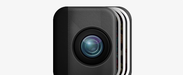 View Information about Camera App Icon