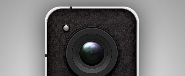 View Information about Camera Icon
