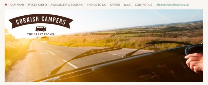 View Information about Camper Hire