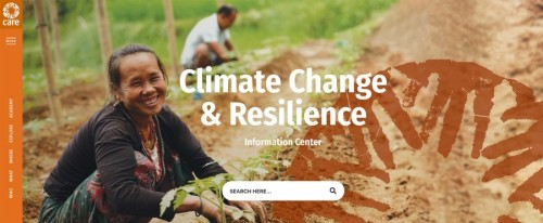 View Information about CARE Climate Change