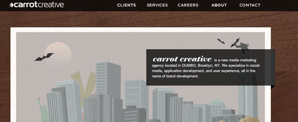 View Information about Carrotcreative