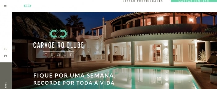 View Information about Carvoeiro Clube